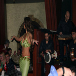 Danza del vientre Estambul