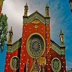 Iglesia catolica estambul